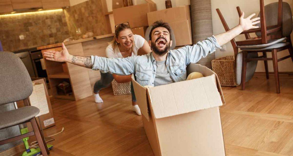למה צריך הזמנת קרטונים למעבר דירה
