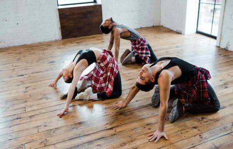 עולם ומלואו בסטודיו לריקוד